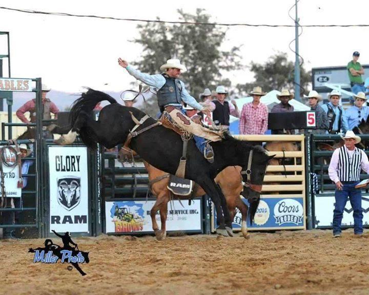 Nick LaDuke | Pro Rodeo
