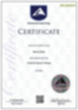 Customer Service Training_Certificate.jp