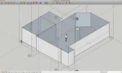 NG gallery sketch up