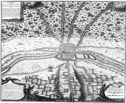 historical map of paris alma