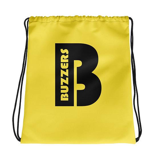 Buzzers 'B' Drawstring Bag (Yellow)