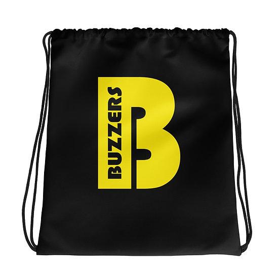 Buzzers 'B' Drawstring Bag (Black)