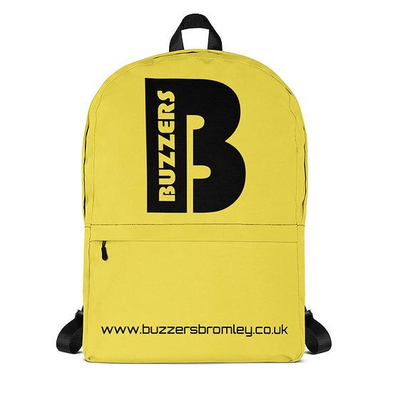 Buzzers 'B' Backpack (Yellow)
