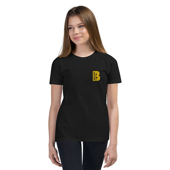 Buzzers 'B' Embroidered Youth T-Shirt