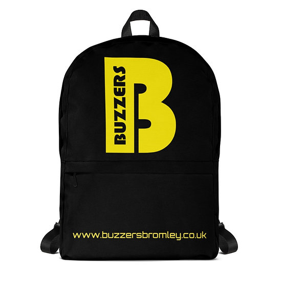 Buzzers 'B' Backpack (Black)