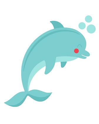 Kids Dolphin 01