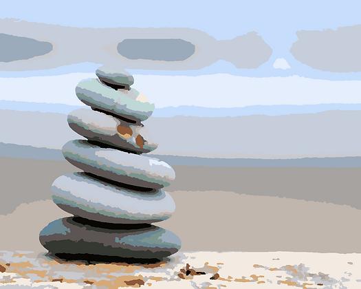 Meditation Rocks 03