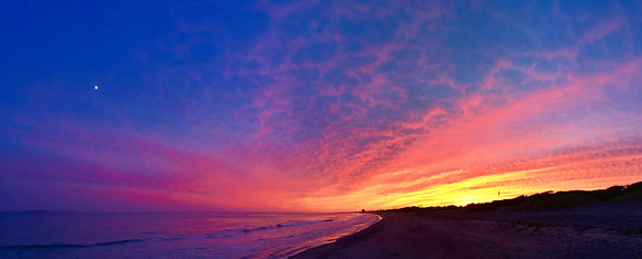September Sunset in Matunuck
