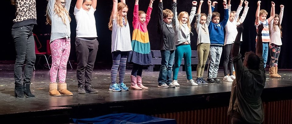 Knowing Home All School Play 2019