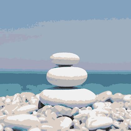 Meditation Rocks 02