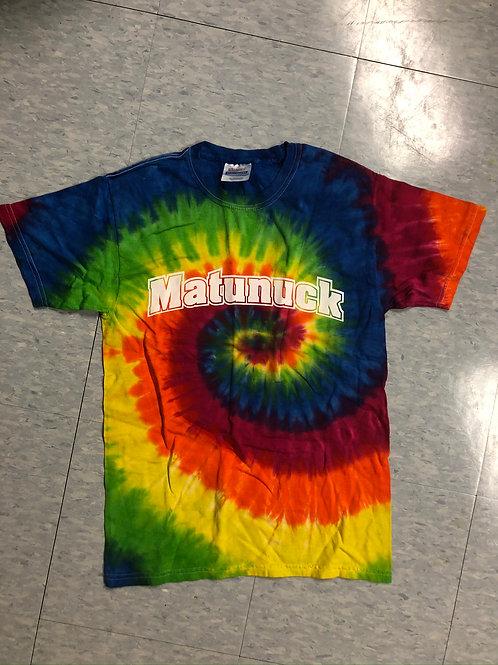 Adult Tie Dye T-Shirt
