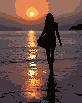 Beach Lady 04