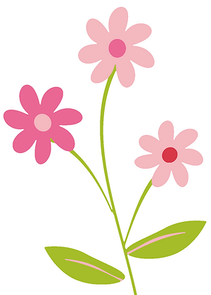 Kids Flowers 04