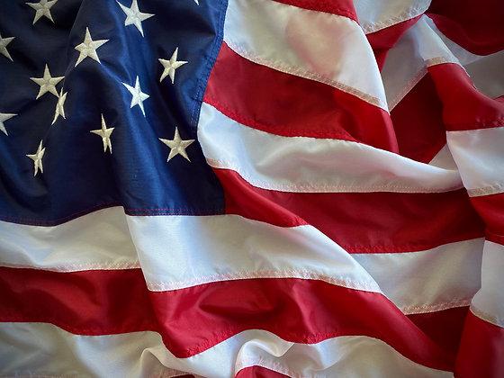 USA Flag 01