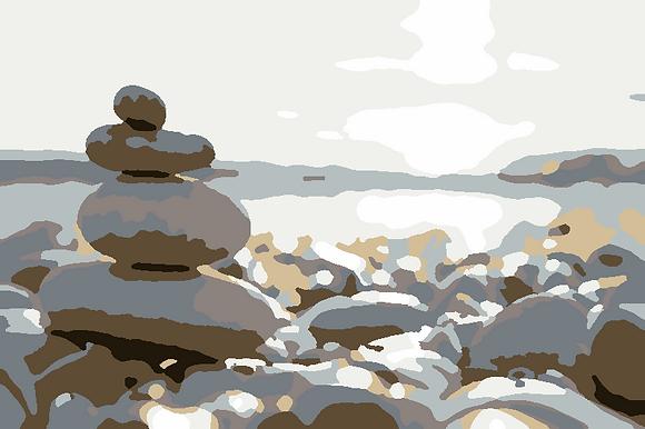 Meditation Rocks 04