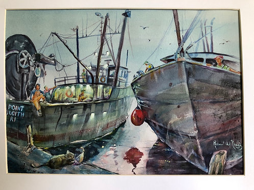 Point Judith Fisherman