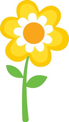 Kids Flowers 03