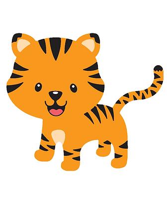 Kids Tiger 01