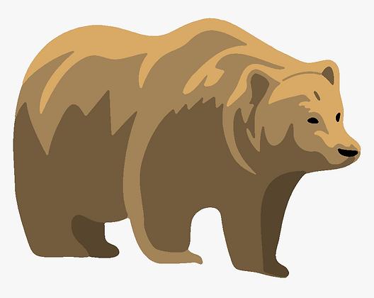 Kids Bear 03