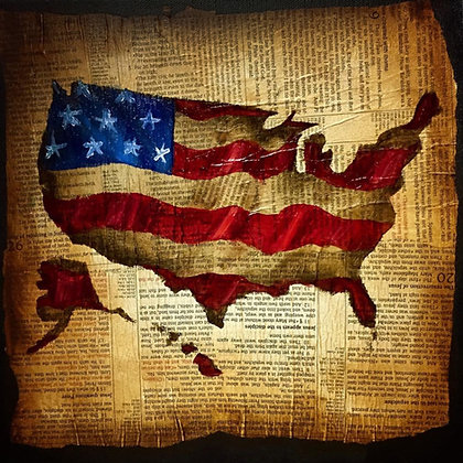 USA Covered in Freedom