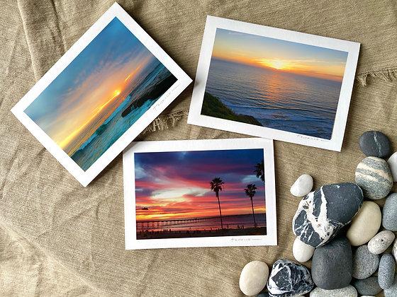 San Diego Sunset Set 02