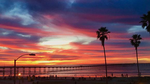 San Diego Sunset 003