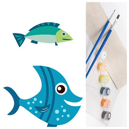 Fish Set 03