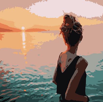 Beach Lady 05