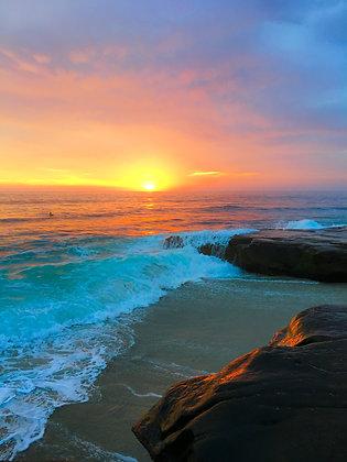 San Diego Sunset 001