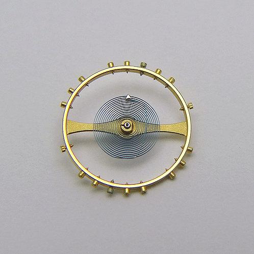 Genuine Rolex 1560 1530 Wheel Spring Balance Complete
