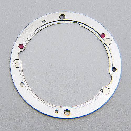 Genuine Rolex 3035 5098 Calendar Date Disc Indicator Seating