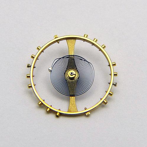 Genuine Rolex 1570 8106 Wheel Blue Spring Balance Complete