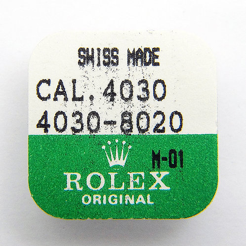 Genuine Rolex 4030 8020 Minutes Counting Wheel