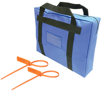 CASH IN TRANSIT TAMPER PROOF SECURITY BAGS