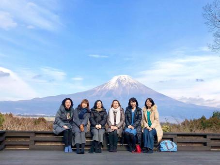 IPAP協会富士山静養園リトリート報告