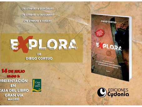 """Presentación libro """"EXPLORA"""""""