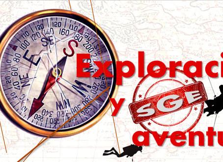 EXPLORACIÓN Y AVENTURA DE LA SOCIEDAD GEOGRÁFICA ESPAÑOLA