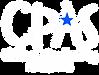 White CPAS logo
