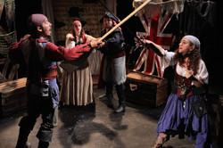 oar fight