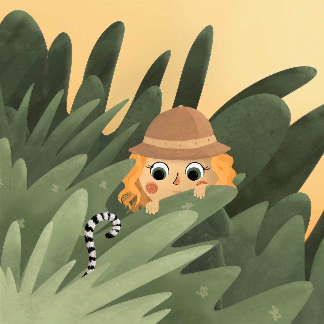 Dschungelabenteuer