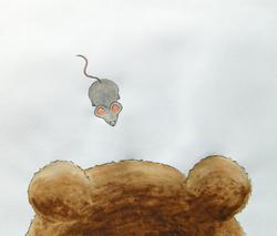 Bär und Maus