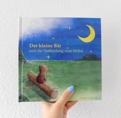 Cover - Der kleine Bär und die Verbindung zum Mond