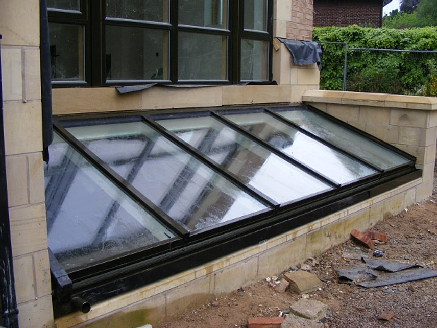 mono pitch roof