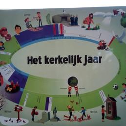 poster Kerkelijk Jaar