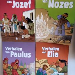 Bijbelfiguren 3-4-5-6