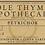 Thumbnail: PETRICHOR