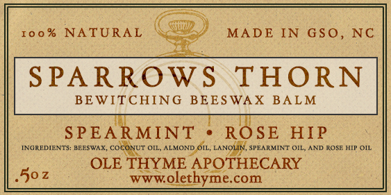 SPARROWS THORN