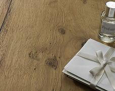 Piso de madera de ingeniería marca Bassano Parquet