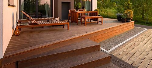 madera para exteriores