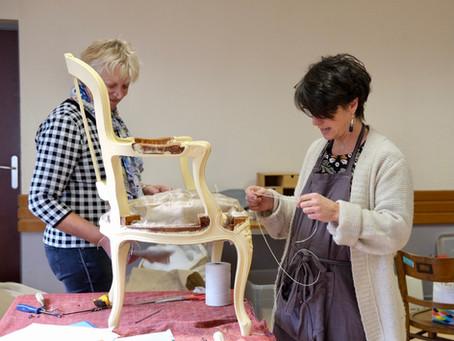 Diplôme or not diplôme pour être artisan tapissier ?